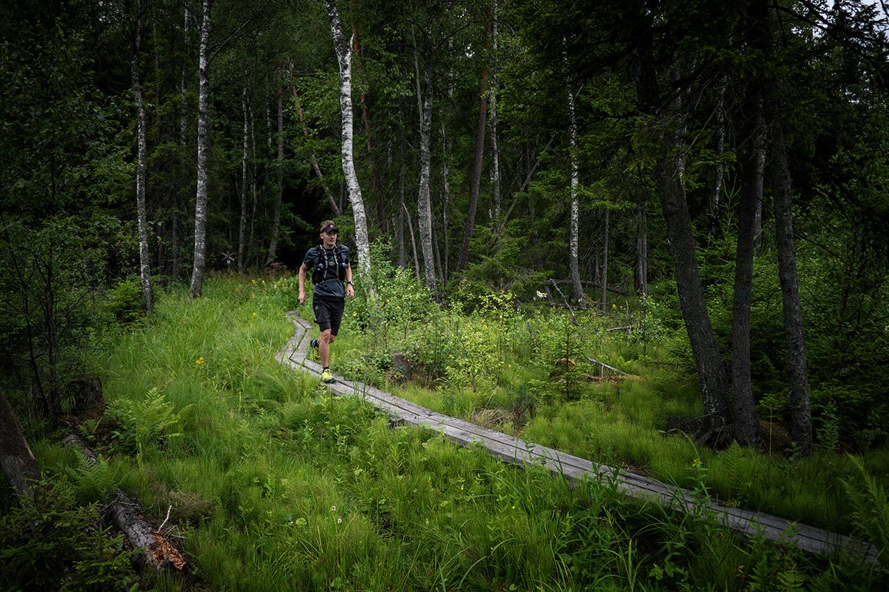 Långpass i Hågadalen